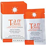 TanTowel Self-Tan Towelette Classic 10 PACK