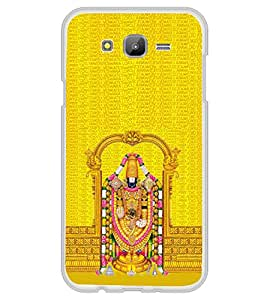 iFasho Tirupati Balaji Back Case Cover for Samsung J5