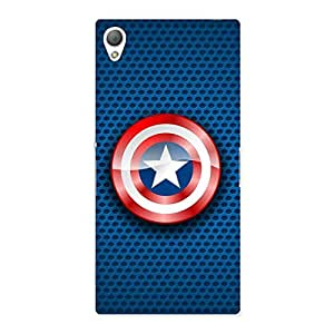 Ajay Enterprises Powerful center Cheild Back Case Cover for Sony Xperia Z3