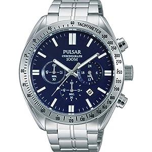 Mens Pulsar Sport Chronograph Watch PT3607X1