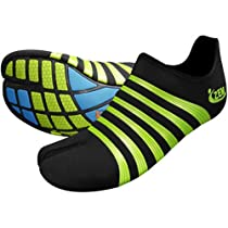 ZemGear O2 Oxygen Ninja All Sport Series Shoes - Black/Lime Metallic / Men 7