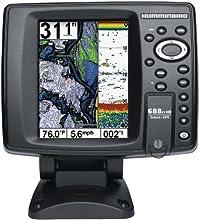 Humminbird 440440-1 688ci HD Internal GPSSonar Combo Fishfinder Black