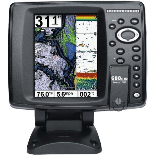 Humminbird 688ci hd gps sonar combo fishfinder 409440 1 for Refurbished humminbird fish finders