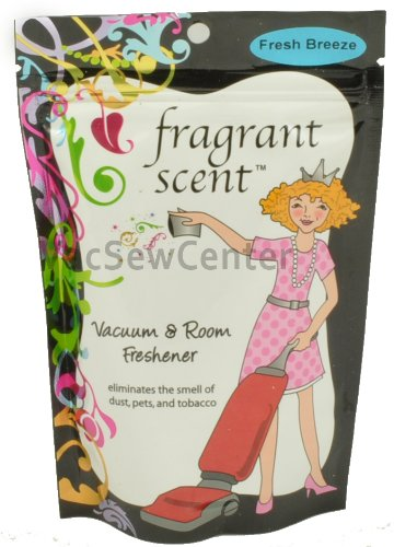 Fragrant Scent Vacuum Cleaner Crystals, Fresh Breeze (Vacuum Cleaner Smell compare prices)