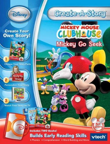 VTech - Create-A-Story - Mickey Mouse Clubhouse - 1