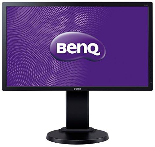 BenQ-Monitor-VGA-DVI-hhenverstellbar-Pivot-schwarz