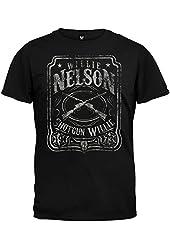 Willie Nelson - Shotgun T-Shirt
