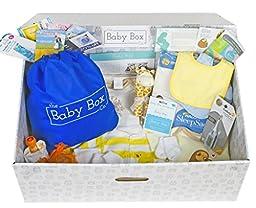 The Baby Box Co. - The Nature Box - Safe Crib for Newborns