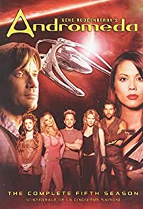 Andromeda: The Complete Fifth & Final Season (Bilingual)