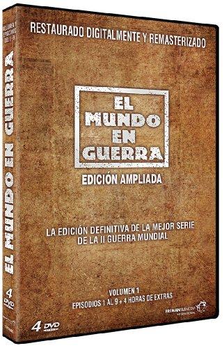 El Mundo En Guerra - Volumen 1 [DVD]