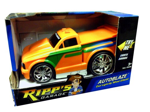 Ripp's Garage Autoblaze Colors May Vary
