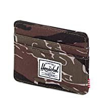 Herschel Supply Co. Charlie Wallet, Woodland Camo, One Size