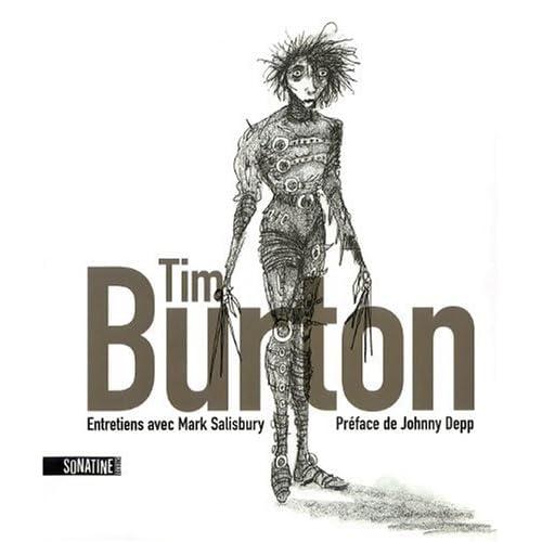 Tim Burton - entretiens avec Mark Salisbury dans Cinéma 51pQF-PMAfL._SS500_