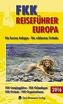 FKK Reiseführer Europa 2016 Titelbild