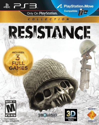 PS3 Resistance Trilogy Collection - 3 pack (Resistance 3 Ps3 compare prices)