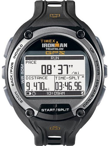 Timex Global Trainer Speed and Distance GPS Watch Running Gps