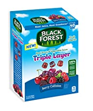 Black Forest Triple Layer Fruit Snack…