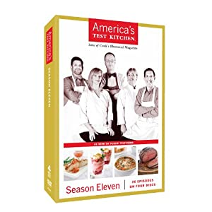 Americas Test Kitchen: Season 11