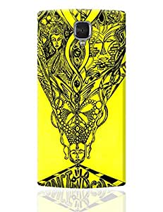 PosterGuy OnePlus 3 Case Cover - Sanctum Of Calm | Designed by: Psyd Effects
