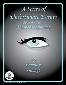 a book report on a series of unfortunate events the bad beginning a novel by lemony snicket A series of unfortunate events (2017- ) 81 / 10 1,509 2 user 16 critic (based on the book series by) (as lemony snicket), daniel handler (teleplay by) title: the bad beginning: part two (13 jan 2017.