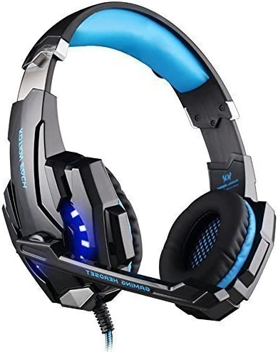DIZA100 Kotion Each G9000 Wired Headphones