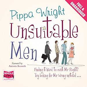 Unsuitable Men | [Pippa Wright]