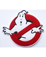 GhostBusters Logo (HQ) Embroidered Iron on Sew on Patch From PatchWOW
