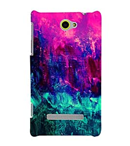 EPICCASE girly colors Mobile Back Case Cover For HTC One Max (Designer Case)