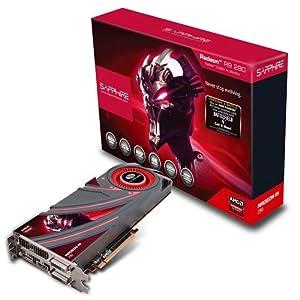 Sapphire R9 290 4G GDDR5 Carte graphique ATI R9 290 947 MHz 4096 Mo PCI Express Battlefield 4 Edition