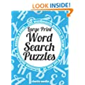 Large Print Wordsearch Puzzles: A book of 100 wordsearch puzzles in large print with solutions