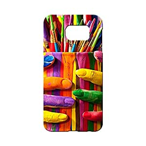 BLUEDIO Designer 3D Printed Back case cover for Samsung Galaxy S6 - G1487
