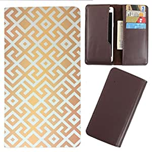 DooDa - For Redmi Note Prive PU Leather Designer Fashionable Fancy Case Cover Pouch With Card & Cash Slots & Smooth Inner Velvet