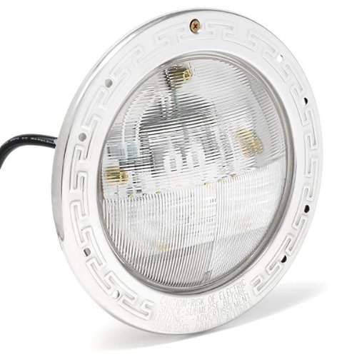 Pentair 601206 Intellibrite 5G White Underwater Led Pool Light, 12 Volt, 50 Foot Cord, 400 Watt Equivalent