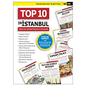 Istanbul Catalogue, Top 10 Places in Istanbul