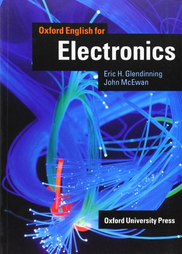 Oxford English for Electronics