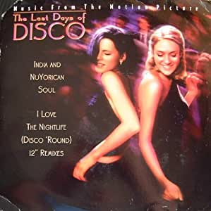 India & Nuyorican Soul - I Love The Nightlife (Disco Round)