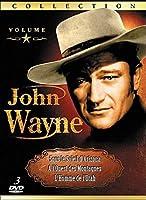 John Wayne : Sous le soleil de l'Arizona + A l'ouest des montagnes + L'homme de l'Utah (3 DVD)