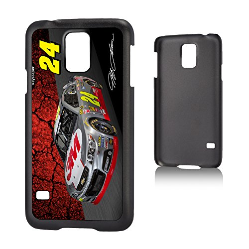 Jeff Gordon Galaxy S5 Slim Case officially licensed by NASCAR for the Samsung Galaxy S5 by keyscaper® Sleek Light Durable Precise Rigid (Jeff Gordon Gear compare prices)