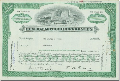 general-motors-corporation-stock-certificate-green-sc-aaa-368