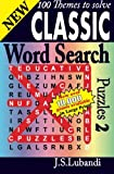 New Classic Word Search Puzzles 2 (Volume 2)
