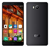 [Elephone Official Store] Elephone P9000 LITE Smartphone 4GB 32GB MTK6755 2.0GHz OV13850 13MP Android 6.0 5.5 Zoll FHD Schwarz