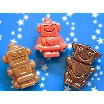 ロボットファミリー チョコレート ( いちご ・ ミルク ・ ビター )