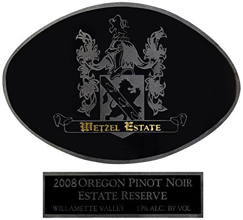 2007 Wetzel Estate Pinot Noir Estate Reserve 3 L