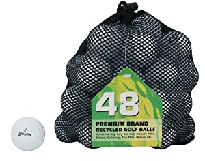 Second Chance Srixon 48 Premium Lake Golf Balls Grade A
