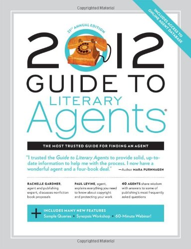 2012 Guide to Literary Agents