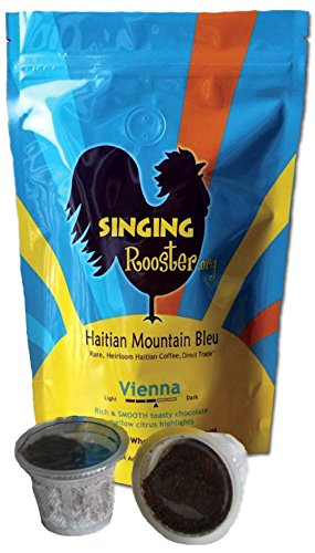 Haitian Coffee K-Cup compatible: Vienna - 10 CUPS (Haiti Food compare prices)