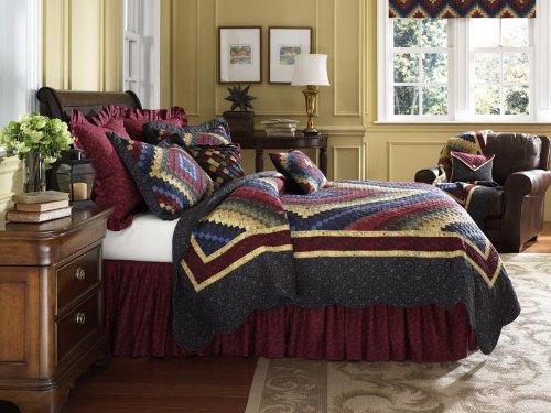 donna-sharp-chesapeake-quilted-cotton-throw-pillow