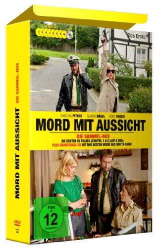 Mord mit Aussicht - Die Sammelbox [8 DVDs] incl. Original-Soundtrack CD