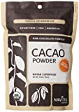 Navitas Naturals Organic Raw Cacao Powder, 16-Ounce Pouches (Pack of 2)