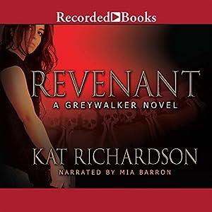 Revenant Audiobook